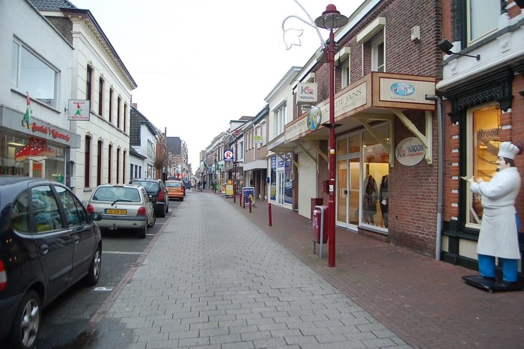 Winkelpunt Oudenbosch